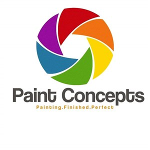 Paint Concepts LLC Logo