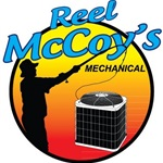 Reel Mccoys Mechanical Logo