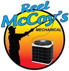 Reel Mccoys Mechanical Logo