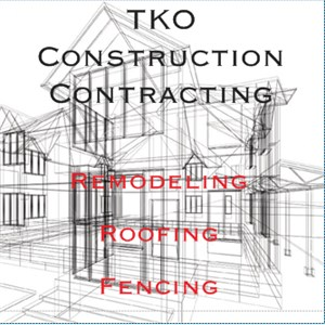 TKO Construction & Contracting Logo