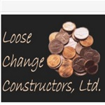 Loose Change Constructors, Ltd. Logo