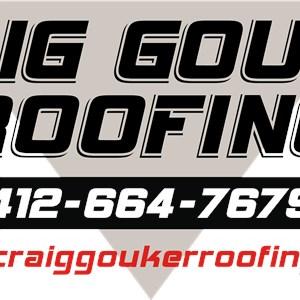 Craig Gouker Roofing Logo