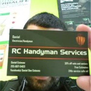 Rchandyman Services Logo