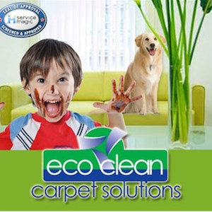Eco Clean Carpet Solutions Cover Photo