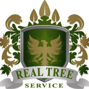Real Tree Service Logo