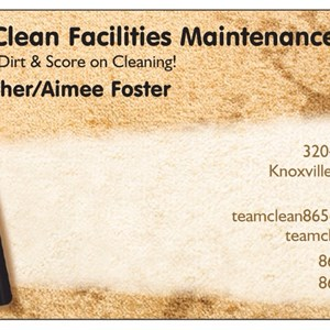 Team Clean Facilities Maintenance Cover Photo