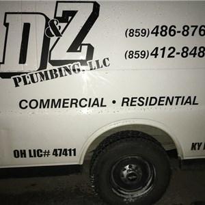 D&z Plumbing Logo
