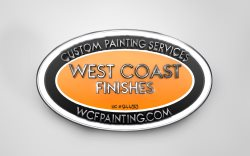 West Coast Finishes Logo