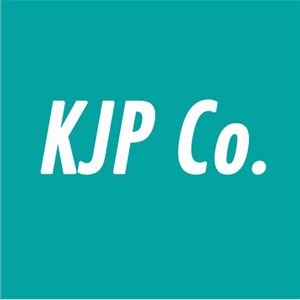 Kjp Co. Door And Frame Installation Logo