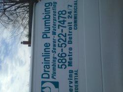 Drainline Plumbing LLC Logo