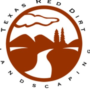 Texas Red Dirt Landscaping Logo