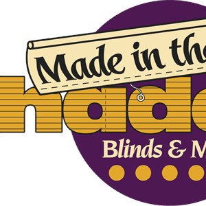 Made in The Shade Blinds & More of Pittsburgh Logo