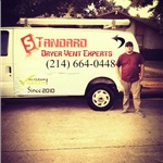Standards Dryer Vent Experts Logo