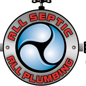 All Septic All Plumbing Logo