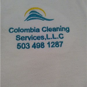 Colombia Cleaning Services Logo