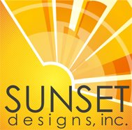 Sunset Designs Architectural Logo