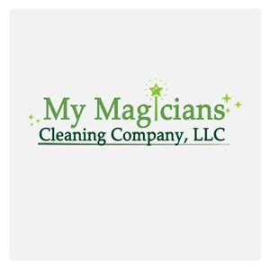 Magicians Cleaning Company,llc Logo