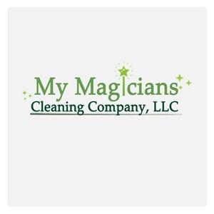 Magicians Cleaning Company,llc Logo