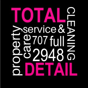 Total Detail Cleaning & Property Care Logo