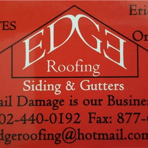 Edge Roofing Cover Photo
