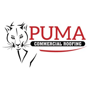Puma Commercial Roofing LLC . Logo