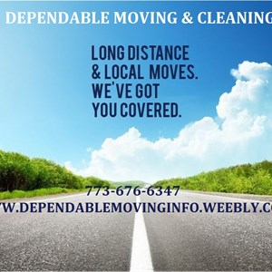 Dependable Moving & Cleaning Cover Photo