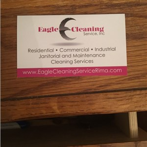 Eagle Cleaning Services Inc Logo