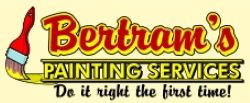 Bertrams Painting Services INC Logo