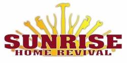 Sunrise Home Revival Logo