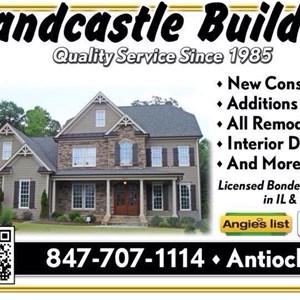 Sandcastle Builders Inc. Logo