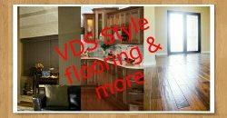 VDS Style Flooring & More Logo
