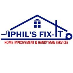 Phils Fix-it Logo