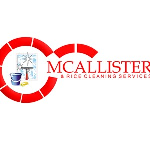 Mcallister & Rice Cleaning Services Logo