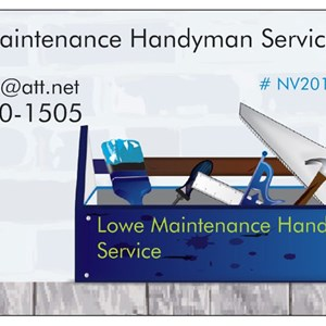 Lowe Maintenance Handyman Service Cover Photo