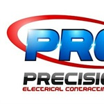 Pro-precision Electrical Contracting LLC Logo