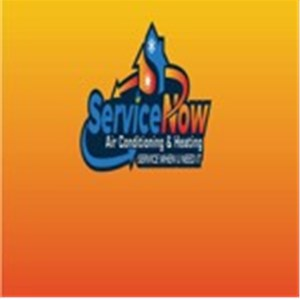 Service Now Air Condition and Heating Logo