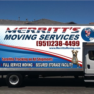Merritts Moving Services Cover Photo