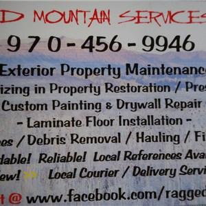 Ragged Mountain Services, LLC Logo