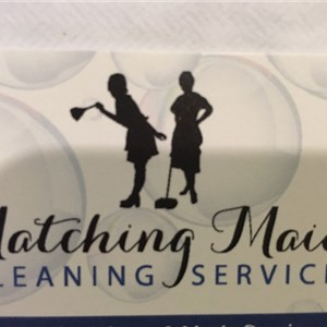 Matching Maids Logo