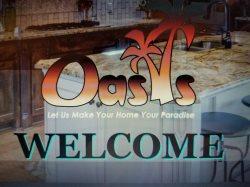 Oasis Construction Logo