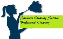 Saunders Cleaning Service Logo
