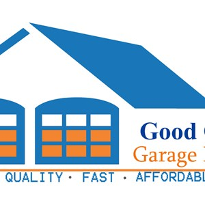 Good Quality Garage Doors Logo
