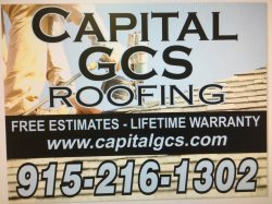 Capital General Contractor Services Logo