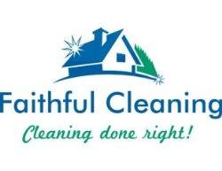 Faithful Cleaning Logo