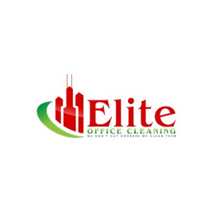 Elite Office Cleaning Logo
