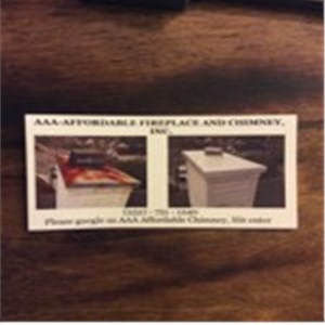 Aaa Affordable Fireplace & Chimney Inc Logo