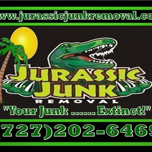 Jurassic Trash Hauling Cover Photo