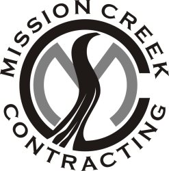Mission Creek Contracting Logo