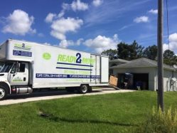 Ready2Move Moving and Storage Logo