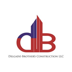 Delgados Brothers Construction Logo